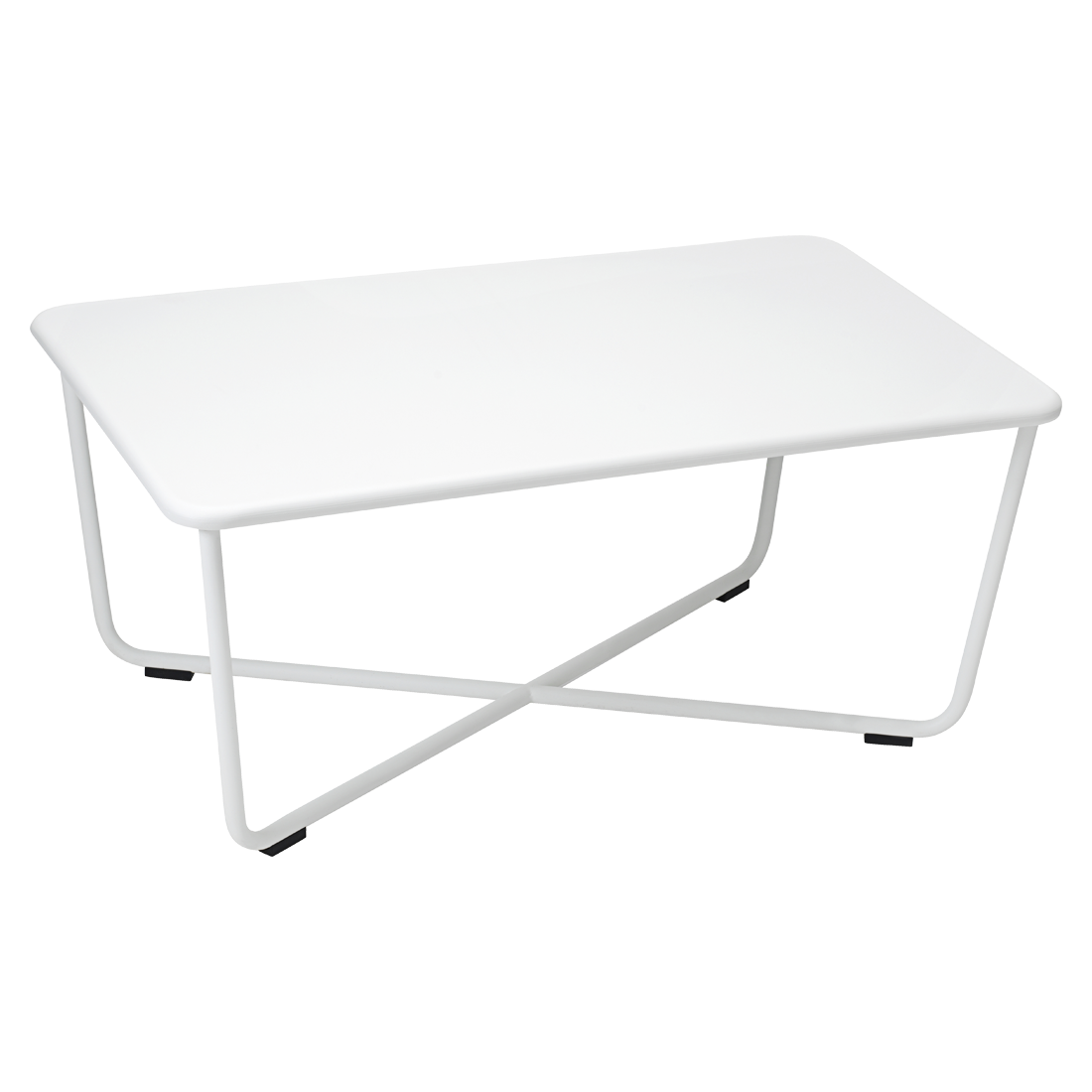 Croisette Low Table Metal Table For Outdoor Living Space